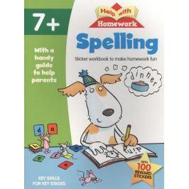 Spelling. Help with Homework. Sticker workbook to make homework fun Help with Homework. Spelling Help with Homework. Spelling