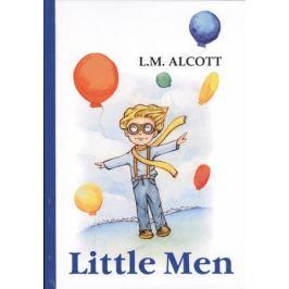 Alcott L.M. Little Men. Книга на английском языке