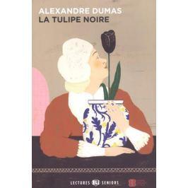 Dumas A. La Tulipe Noire Niveau 3 (+CD)