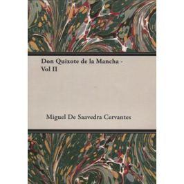 Cervantes M. Don Quixote de La Mancha - Vol II