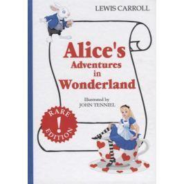 Carroll L. Alice's Adventures in Wonderland (Книга на английском языке)