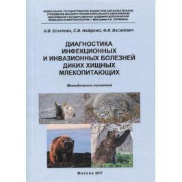 Есаулова Н., Найденко С., Василевич Ф. Диагностика инфекционных и инвазионных болезней диких хищных млекопитающих. Методические положения