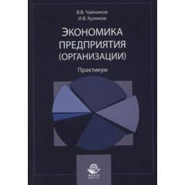 Чайников В., Куликов И. Экономика предприятия (организации). Практикум