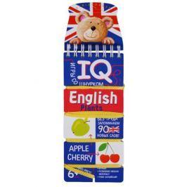IQ-игры со шнурком. English. Plants/Растения