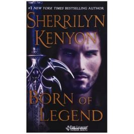 Kenyon S. Born of Legend