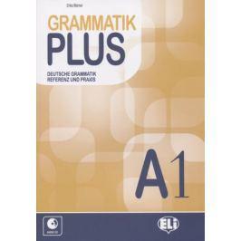Werner E. Gramatik plus. Deutsche grammatik referenz und praxis. A1 (+CD)