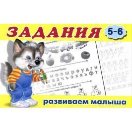 Приходкин И. (худ.) Задания 5-6