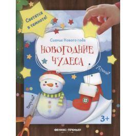 Новогодние чудеса. Книжка-мастерилка