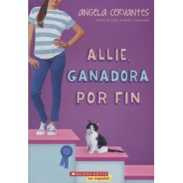 Cervantes A. Allie, ganadora por fin