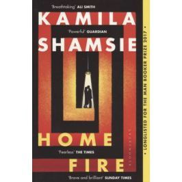 Shamsie K. Home Fire