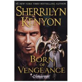 Kenyon S. Born of Vengeance