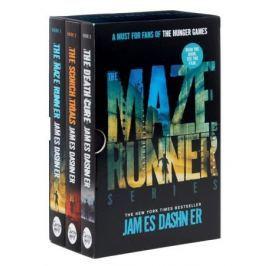 Dashner J. The Maze Runner Series (комплект из 3 книг)