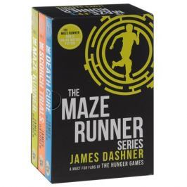Dashner J. The Maze Runner Series. Classic Box Set (комплект из 3 книг)
