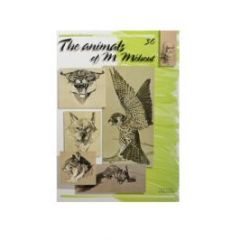 Животные M.Meheut / The Animals of M.Meheut (№36)