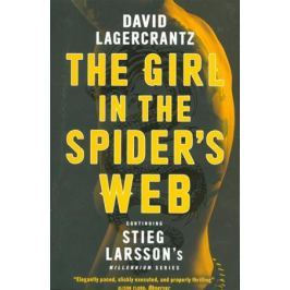 Lagercrantz D. The Girl in the Spider's Web