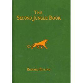 Kipling R. The Second Jungle Book. Short Stories in English / Вторая книга Джунглей. Сборник рассказов на английском языке