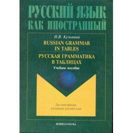 Кузьмина Н. Russian Grammar in Tables. Русская грамматика в таблицах