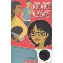 Moore С. Blog Love. Starter level (+СD)