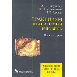 Цыбулькин А., Колесников Л., Горская Т. Практикум по анатомии человека. В четырех частях. Часть вторая. Внутренности и эндокринные железы