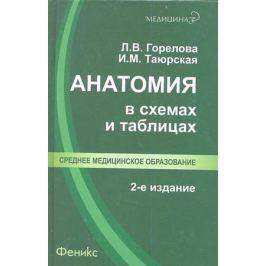 Горелова Л., Таюрская И. Анатомия в схемах и таблицах