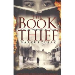 Zusak M. The Book thief. Anniversary edition with new content