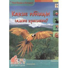 Владимиров В. Какие птицы самые красивые?