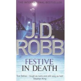 Robb J.D. Festive in Death