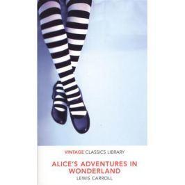 Carroll L. Alice's adventures in wonderland