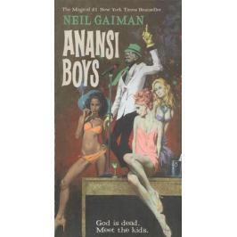 Gaiman N. Anansi Boys