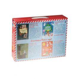 Измайлова Е. (гл.ред.) С Новым годом! Новогодний подарок для девочки. Комплект из 4 книг (4+)