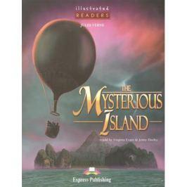 Verne J. The Mysterios Island. Level 2. Книга для чтения (+CD)