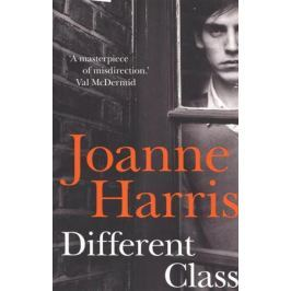 Harris J. Different Class