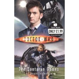 Rayner J. Doctor Who: The Sontaran Games