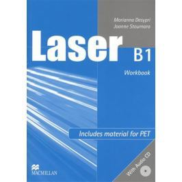 Desypri M., Stournara J. Laser B1 Workbook (+CD)