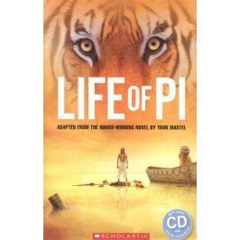 Martel Y. Life of Pi. Level 3 (+CD)