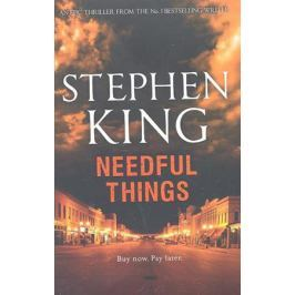 King S. Needful Things