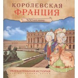 Барсонни Э. Увлекательная история для маленьких детей. Королевская Франция 300 лет назад…
