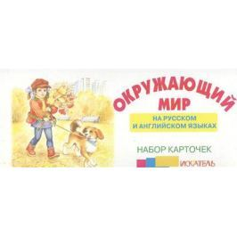 Цыганков И. (худ.) Окружающий мир. На русском и английском языках. Набор карточек