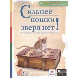 Владимиров В. 3D Boom. Сильнее кошки зверя нет! Словарь крылатых слов и выражений в картинках