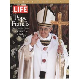 Sullivan R. Life Pope Francis. The Vicar of Christ From Saint Peter to Today