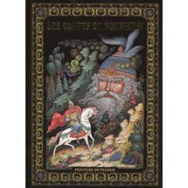 Pouchkine A. Les Contes di Pouchkine. Peinture de Palekh