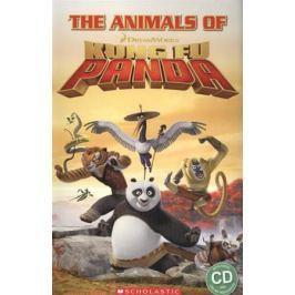 The animals of kung fu panda. Starter level (+ CD)