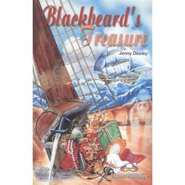 Dooley J. Blackbeard`s Treasure. Reader. Книга для чтения