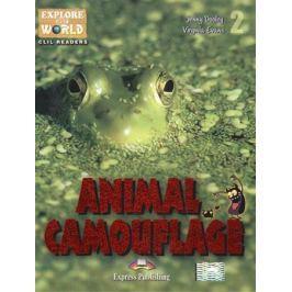 Dooley J., Evans V. Animal Camouflage. Level 2. Книга для чтения