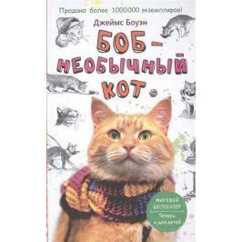 Боуэн Дж. Боб - необычный кот