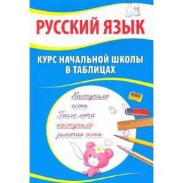 Петкевич Л. (сост.) Русский язык. Курс начальной школы в таблицах