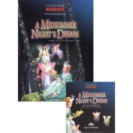 Shakespeare W. A Midsummer Night's Dream. Level 2. (+CD) Книга для чтения