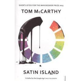 McCarthy T. Satin Island