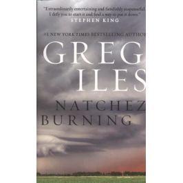 Iles G. Natchez Burning