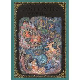 Pouchkine A. Les Contes de Pouchkine. Illustrations des peintres de Kholoui